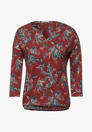 IM TUNIKA STYLE - Long sleeved top - braun