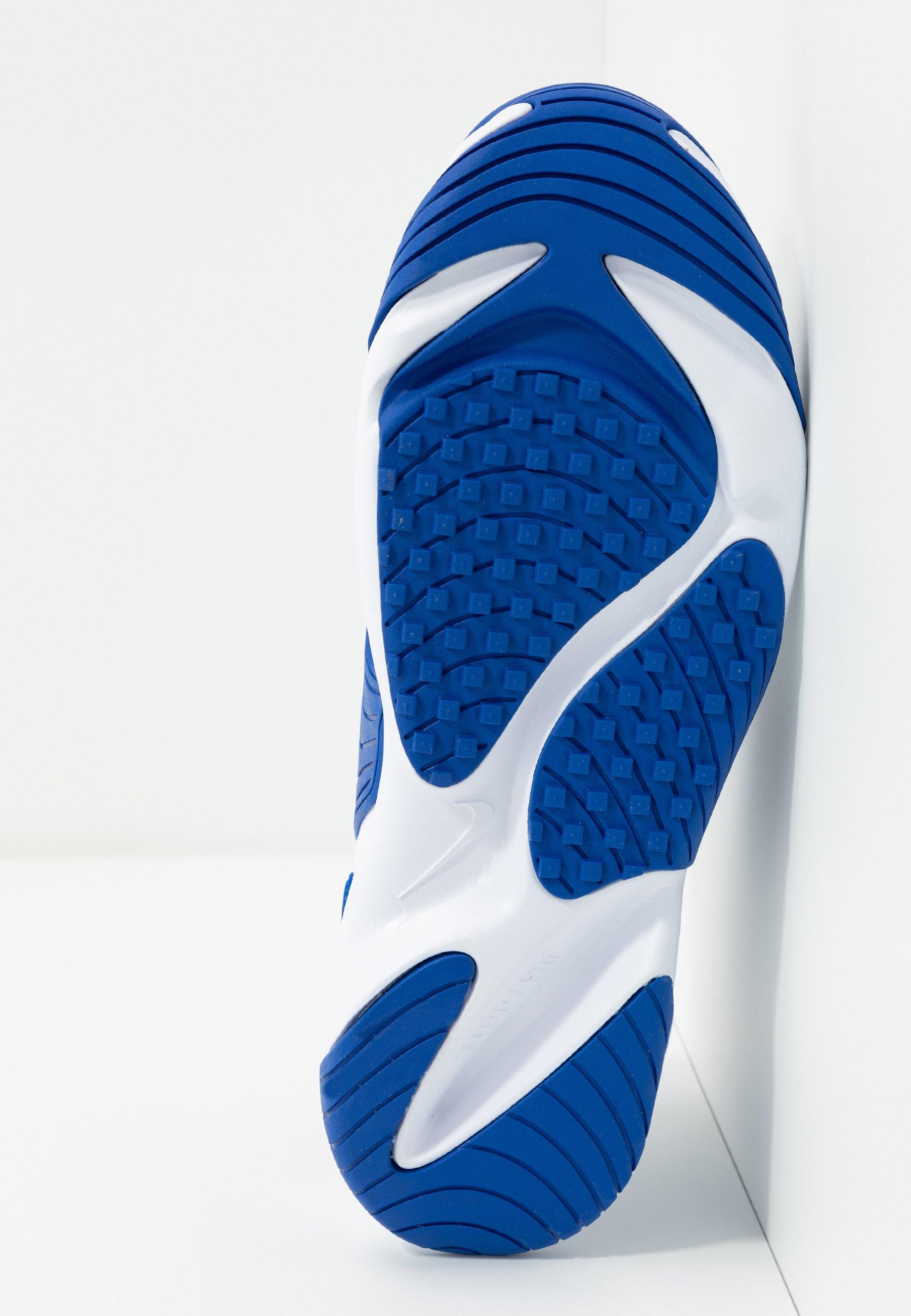 Nike Sportswear ZOOM  Sneaker low white/game royal/weiß
