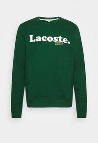 Lacoste - Collegepaita - vert - 0