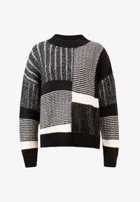 Desigual - JERS_SAVONA - Sweatshirt - black - 4