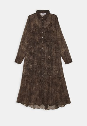 NMMELINA DRESS TALL - Paitamekko - black