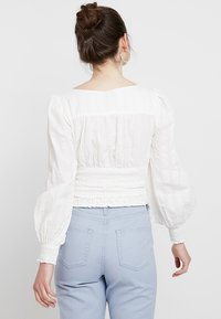Free People - LOLITA - Blůza - white - 2