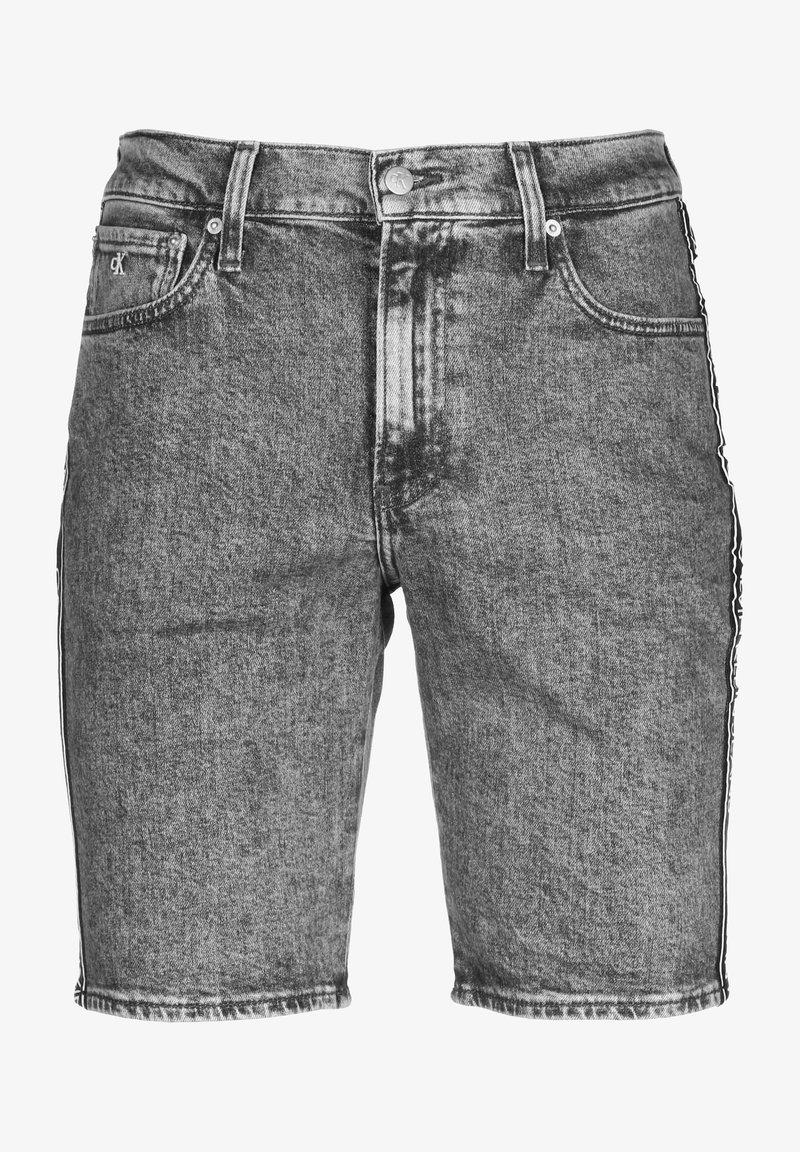 Calvin Klein Jeans - Denim shorts - grey