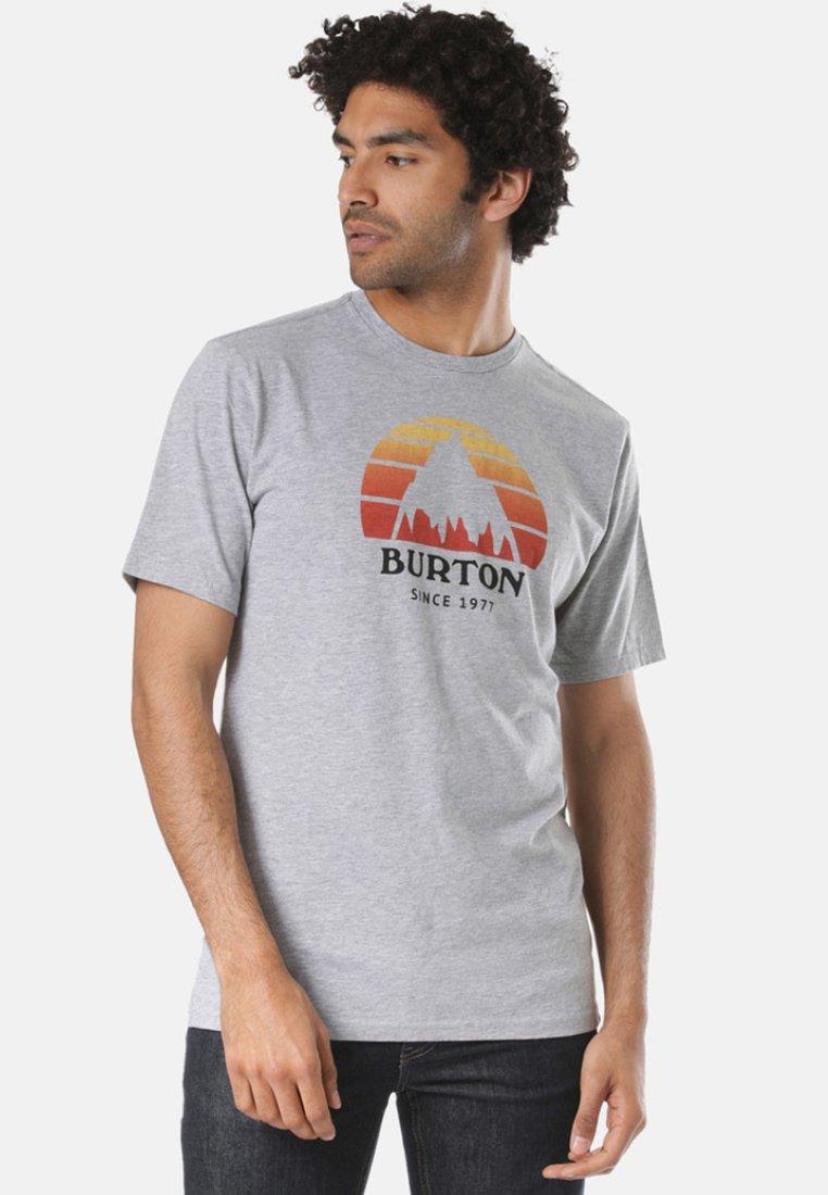 Burton - BURTON UNDERHILL - T-shirt print - grey