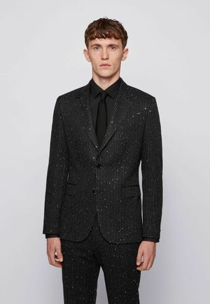 COLIN - Suit jacket - black