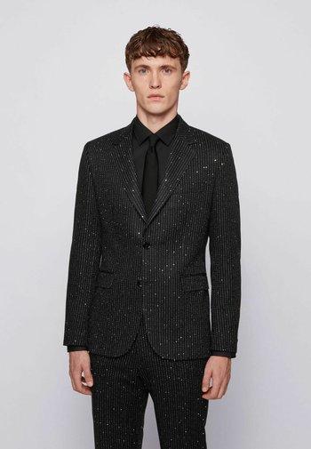 COLIN - Suit jacket - black