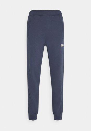 FC PANT - Spodnie treningowe - thunder blue/clear