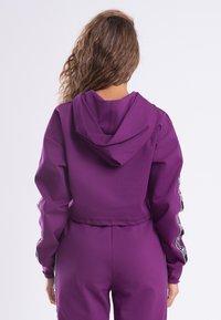 Zoe Leggings - Hoodie - purple - 1