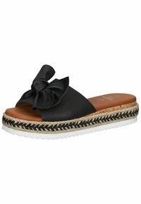 Sansibar Shoes - Muiltjes - schwarz - 1