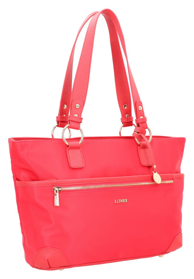 ALENA  - Handbag - chili