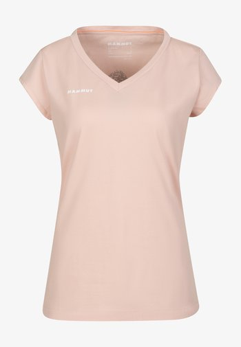 MASSONE - T-shirt con stampa - evening sand
