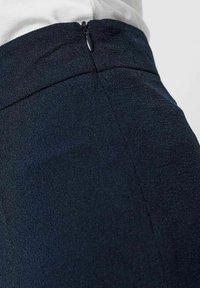 Vero Moda - Trousers - navy blazer - 5