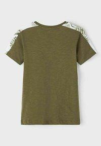 Name it - Print T-shirt - ivy green - 1