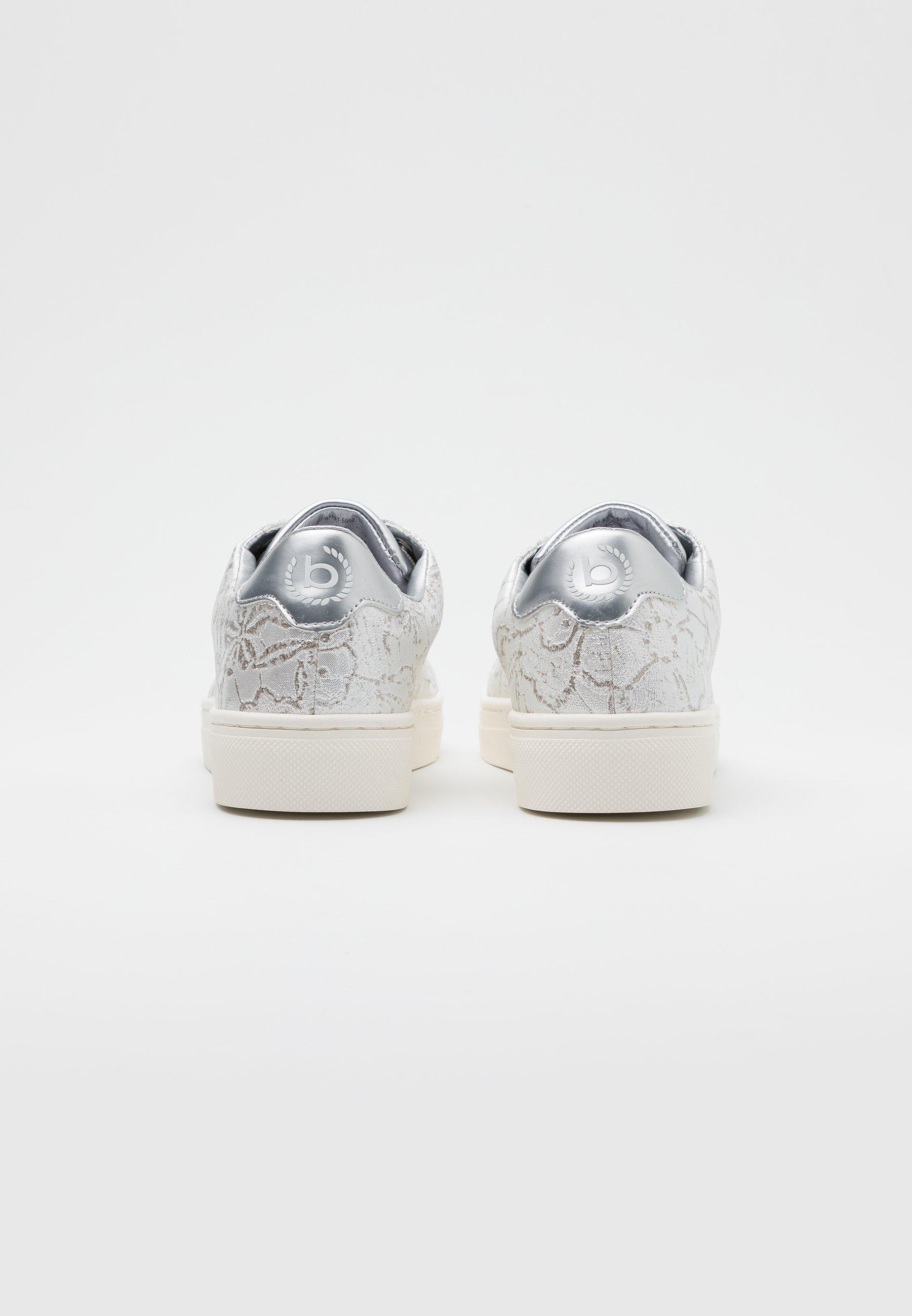 ELEA Sneaker low silverwhite
