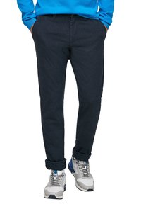 s.Oliver - Trousers - dark blue - 5