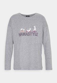 YASH  - Pyjama top - gris