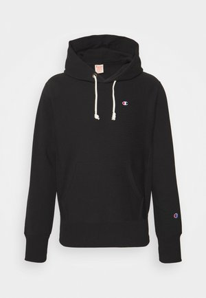 HOODED LABELS - Felpa - black