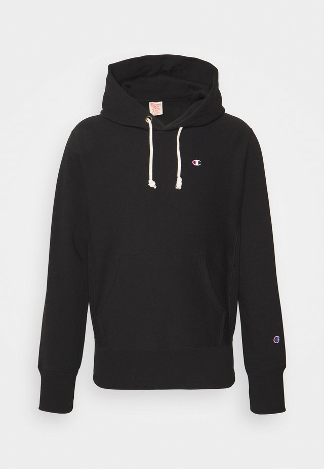 HOODED LABELS - Sweatshirt - black