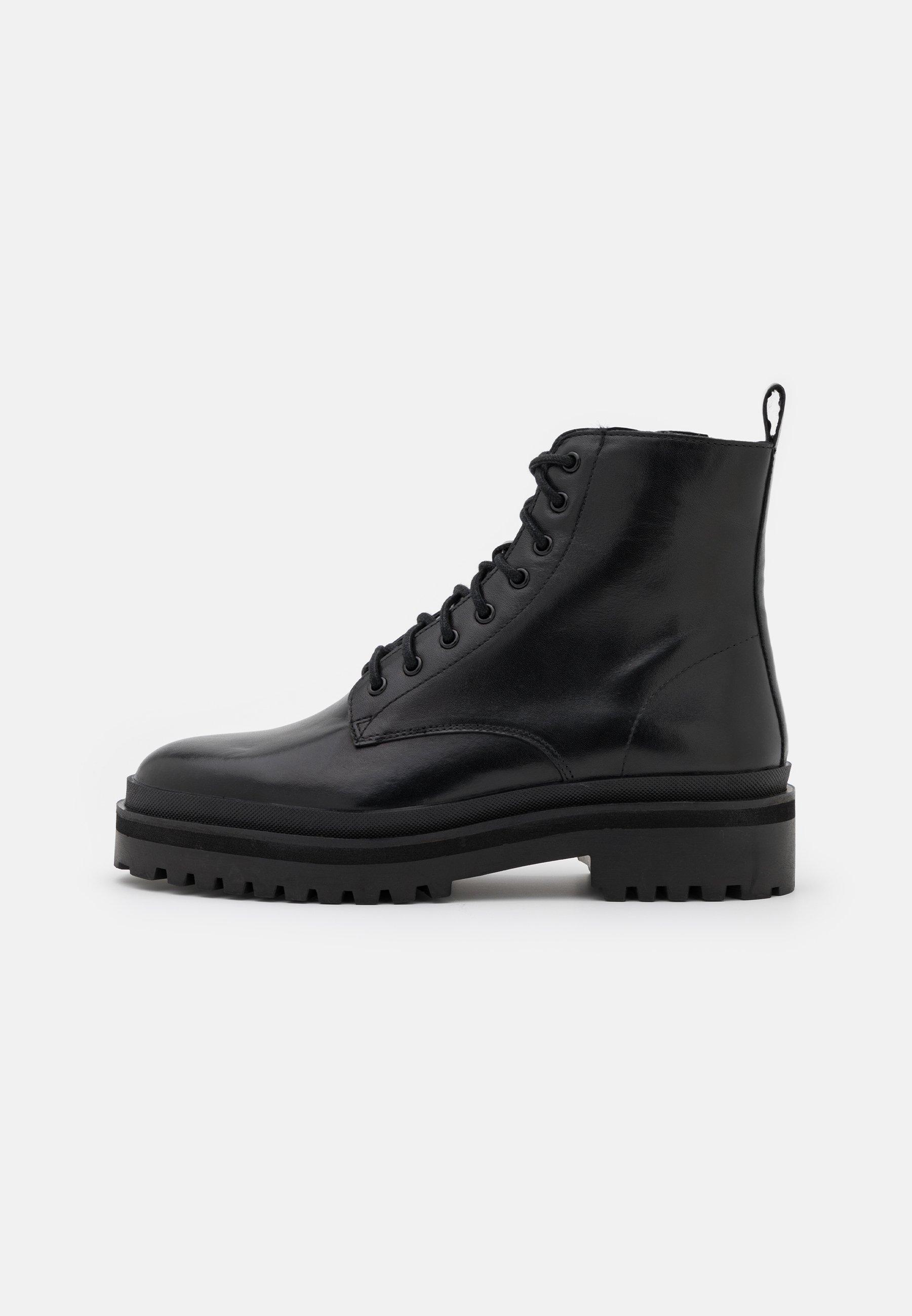 Men ASTORIA LACE BOOT - Lace-up ankle boots