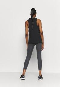 adidas Performance - MATERNITY - Tights - grey six/black - 2