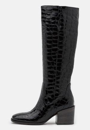 LOLA - Boots - schwarz