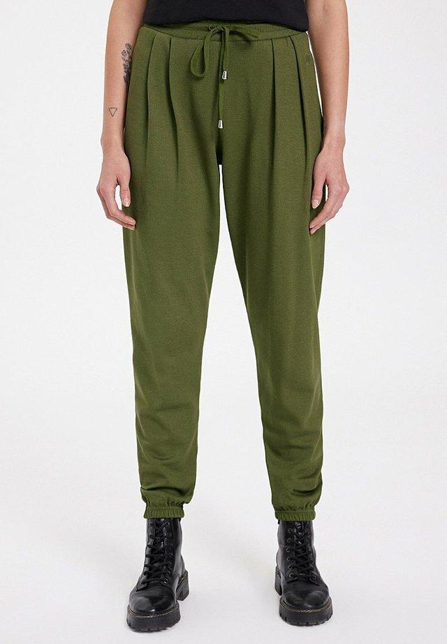 Pantalon de survêtement - capulet olive