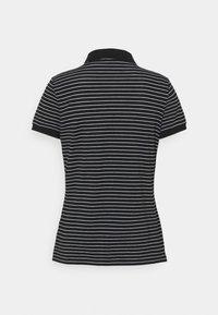 Lauren Ralph Lauren - ATHLEISURE - Polo shirt - black/white - 7