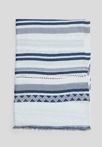s.Oliver - Scarf - blue stripes - 2