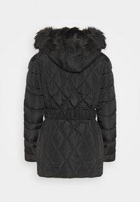 Dorothy Perkins - SHORT LUXE - Winter coat - black - 7