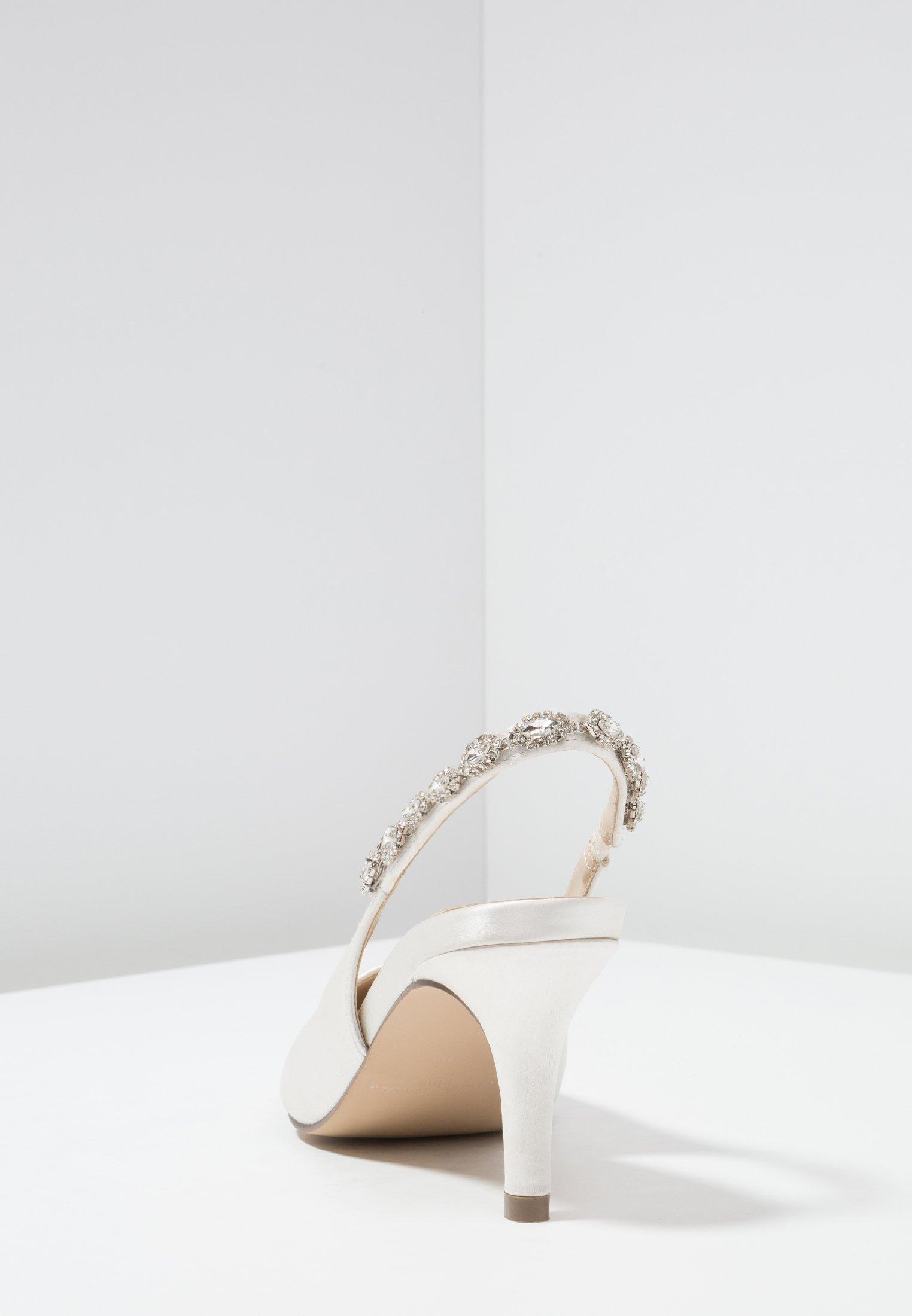 Paradox London Pink CLEMENTINE Brudesko ivoryhvit