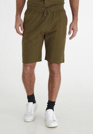 TOALBERTUS  - Shorts - dark olive