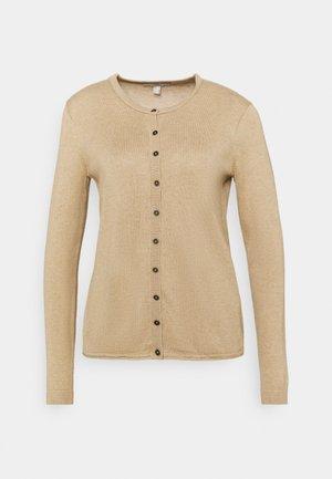 BASIC  - Cardigan - beige