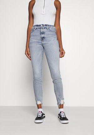 GOOD CURVE CHEW - Jeans Skinny Fit - blue