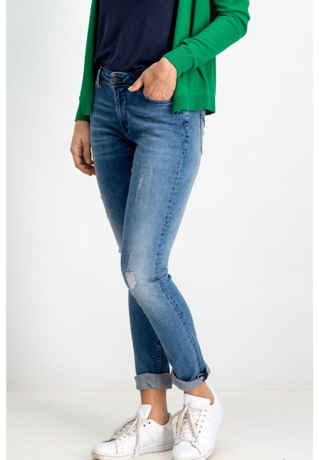 Slim fit jeans - vintage used