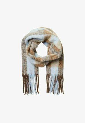 Sjaal - brunnera blue