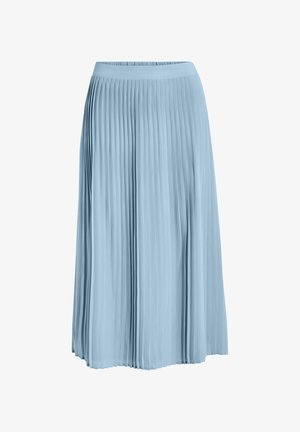 A-line skirt - ashley blue
