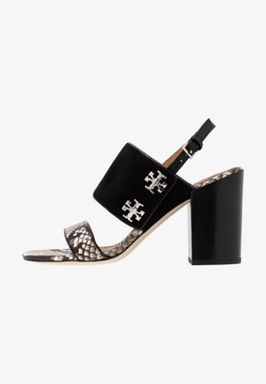KIRA  - High heeled sandals - perfect black