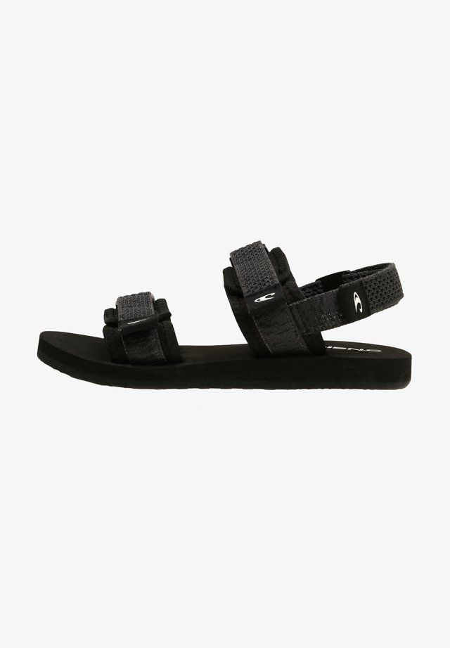 FOOTWEAR NEO TRAVELLER - Sandales de randonnée - black out