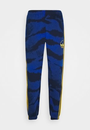 ZEBRA - Tracksuit bottoms - navy