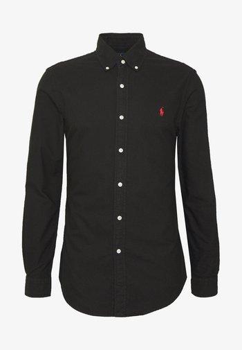 GD OXFORD - Skjorter - polo black