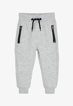 OTTOMAN CUT AND SEW - Tracksuit bottoms - grey