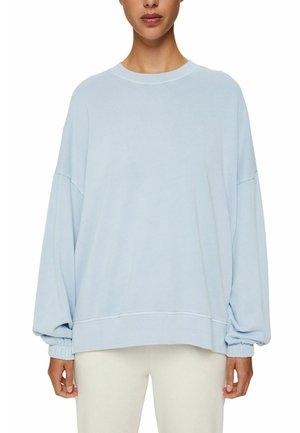 Sweatshirt - pastel blue