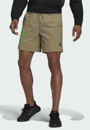 M X-CITY WV SH - Sports shorts - green