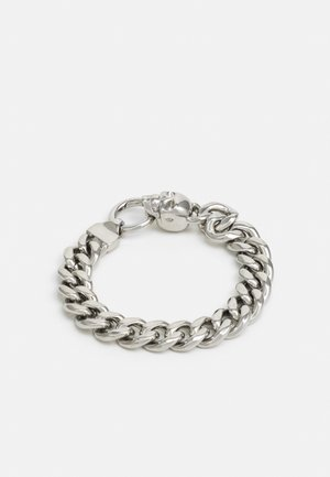 ATTICUS CHAIN BRACELET - Bracciale - silver-coloured