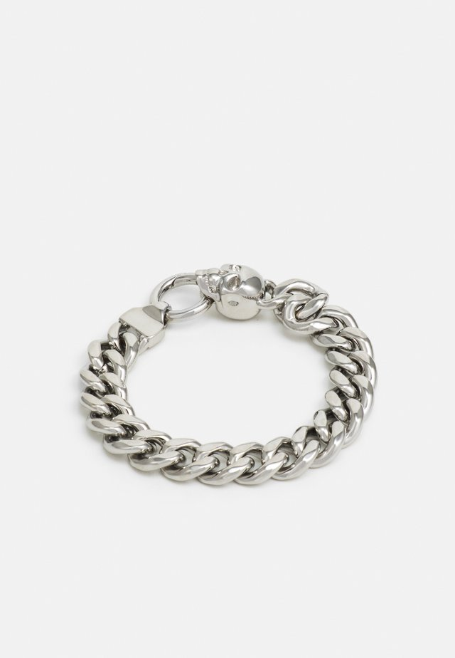 ATTICUS CHAIN BRACELET - Armband - silver-coloured