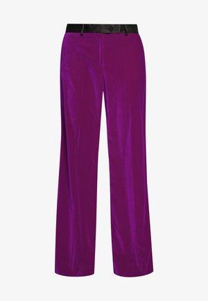 Tygbyxor - purple