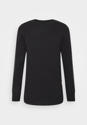 RAW SLEEVE LOGO - Long sleeved top - black