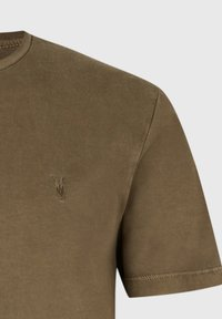 AllSaints - OSSAGE  - Basic T-shirt - dark green - 2