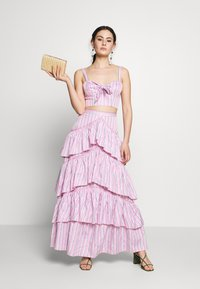 Mossman - THE LALITO - Top - pink - 1