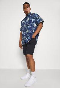 Johnny Bigg - RIO TOUCAN STRETCH SHIRT - Shirt - dark blue - 3